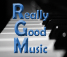 Really Good Music logo